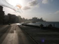 Havana coastline