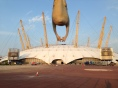 The O2 arena is a rubbish trampoline