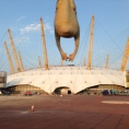 The O2 arena is a rubbish trampoline