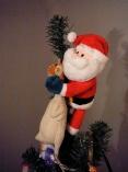 Me and Santa Claws