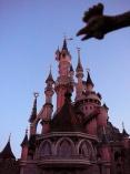 Disneyland by day