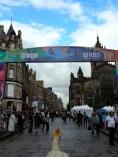 Edinburgh Festival Royal Mile