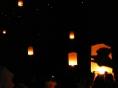 Kongming Lanterns in Phuket