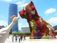 Massive Flower Dog, Bilbao
