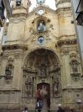 Church of Santa Maria, San Sebasian